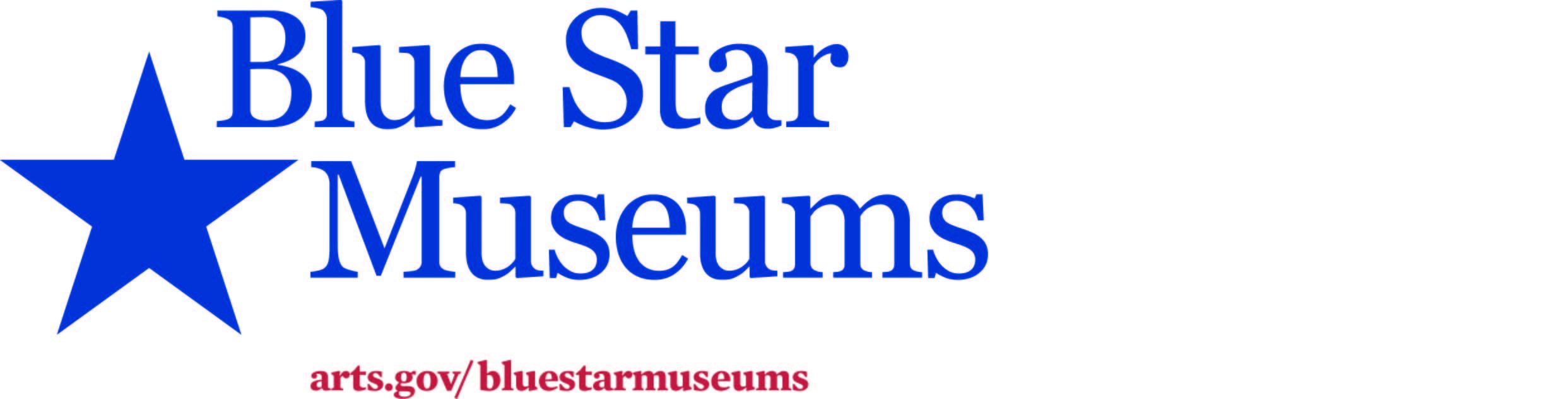 blue star museums marketing materials