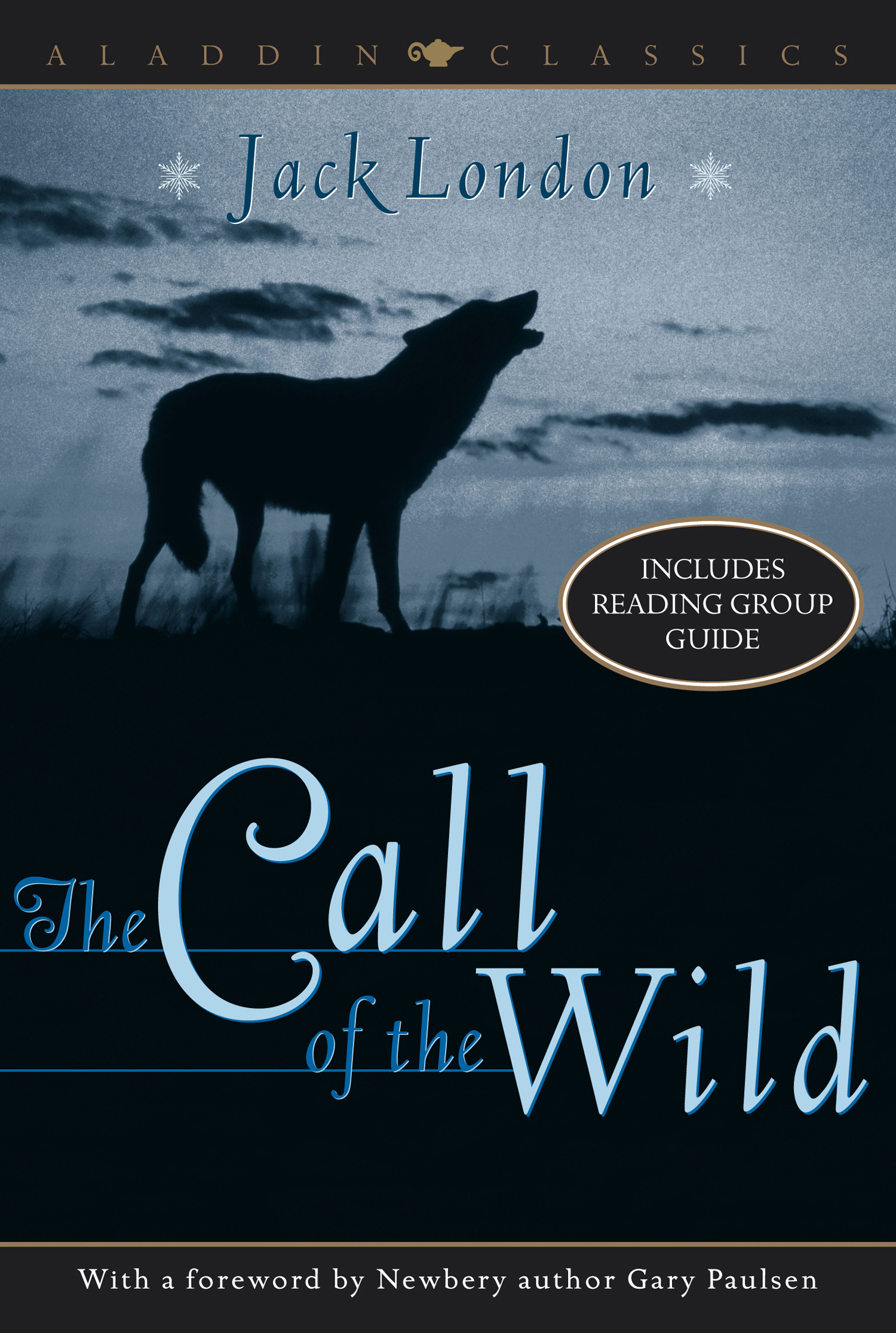 The Call of the Wild book cover
