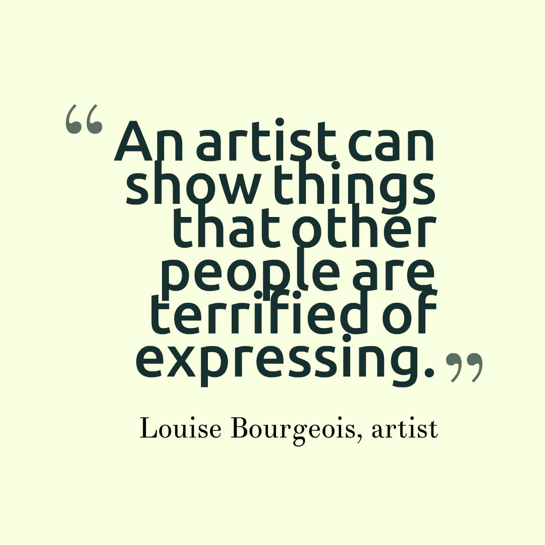 Mondaymotivation Quotes That Inspire Us To Work On Our Art National Endowment For The Arts