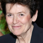 Headshot of a woman.