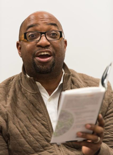 Kwame Alexander reads from Bless Me, Ultima