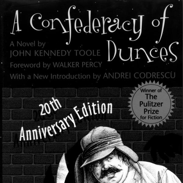 Book cover of A Confederacy of Dunces