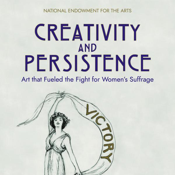 Creativity and Persistence book cover