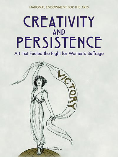 Cover of Creativity and Persistence book.