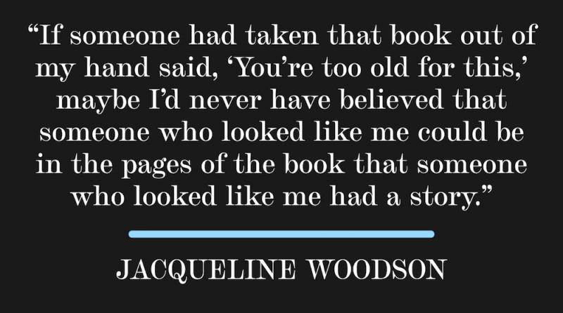 quote by Jacqueline Woodson
