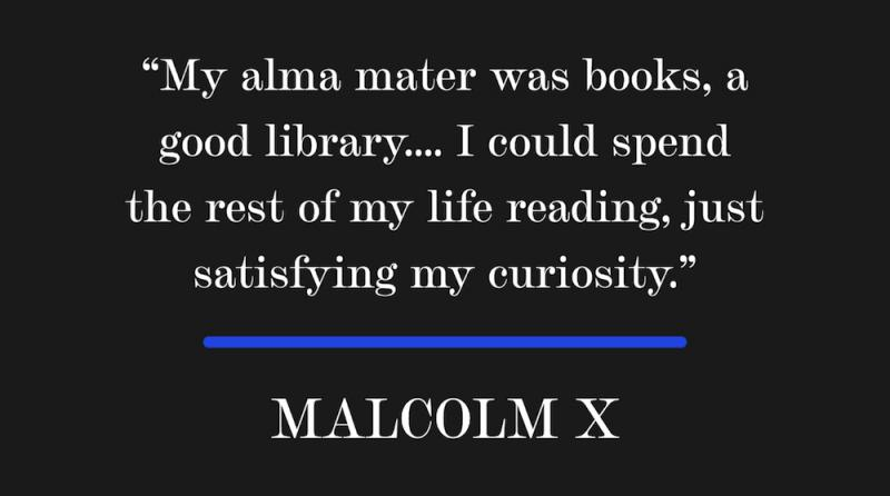 quote by Malcolm X