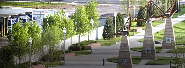 Chattanooga Tn Main Terrain Art Park National Endowment For The Arts