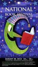 2014 National Book Festival poster