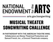 Logo for Music Theater Songwriting Challenge