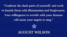 quote by August Wilson