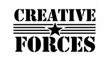 Creative Forces logo