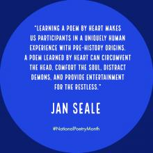 quote by Jan Seale