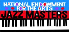 National Endowment for the Arts Jazz Masters Logo