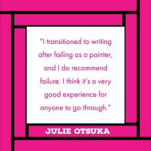 quote by Julie Otsuka