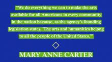 quote by Mary Anne Carter
