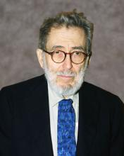 photo of Nat Hentoff