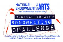 Logo for the Musical Theater Songwriting Challenge