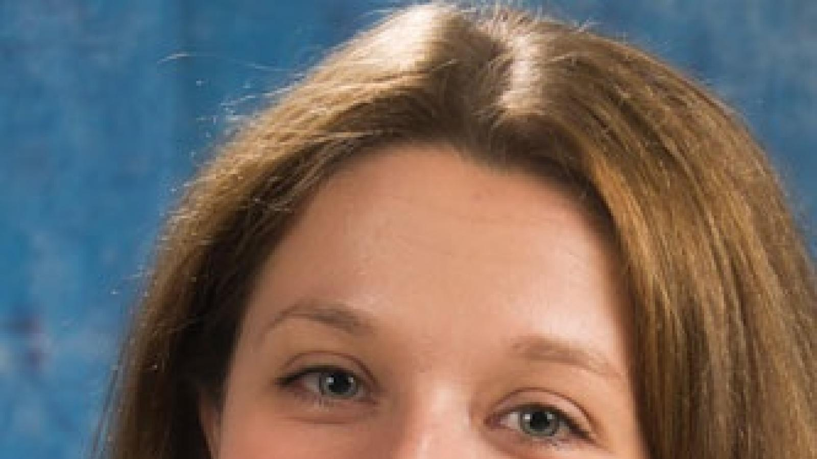 Headshot of researcher Jennifer Drake