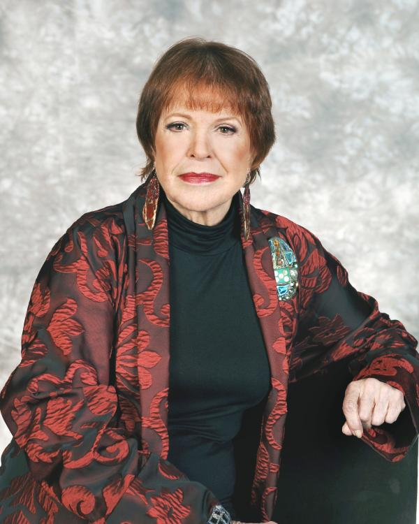 Portrait of Annie Ross