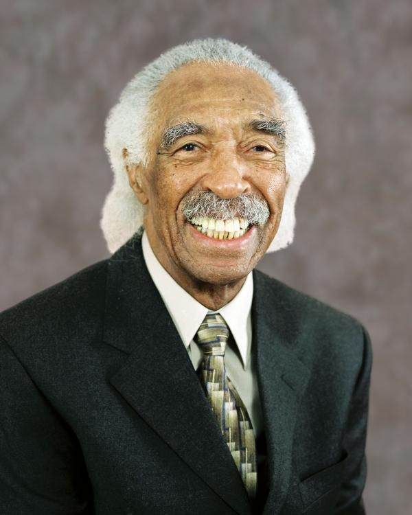 Portrait of Gerald Wilson