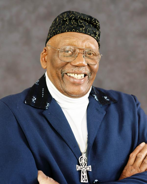 Portrait of Randy Weston