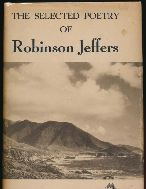 Robinson Jeffers cover