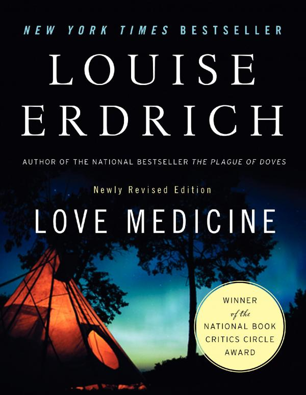 Love Medicine book cover