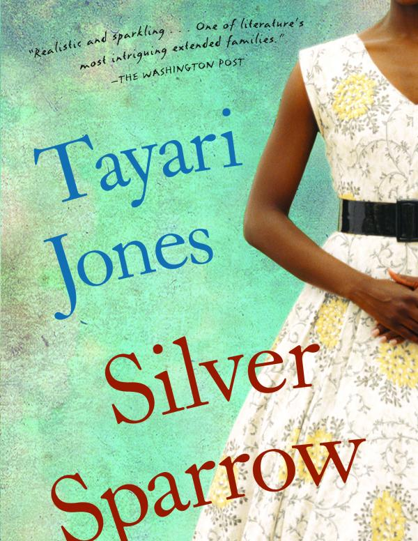 Book cover: Author name in blue, title in red-brown, over nicely dressed half visible african american girl