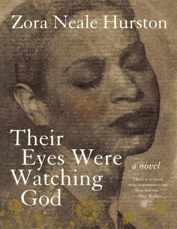 Their Eyes Were Watching God book cover