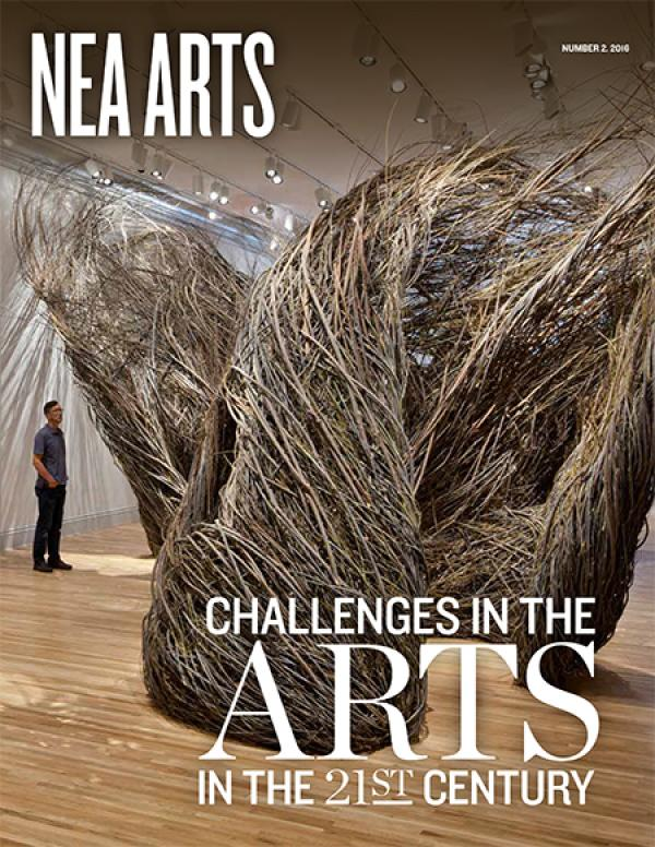 Cover NEA Arts No 2 2016